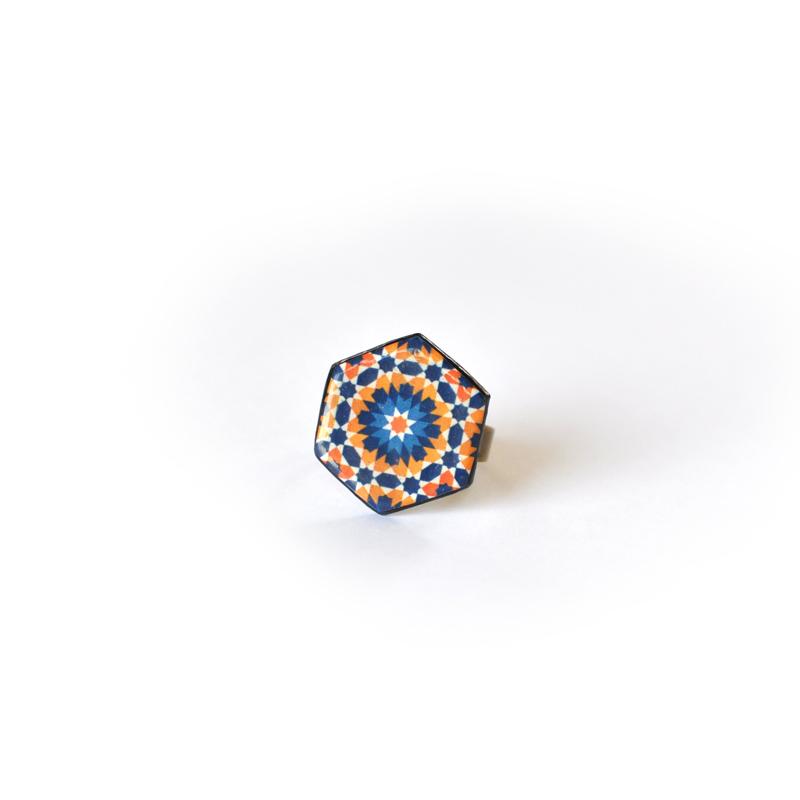 medina18_anello_blu-arancio mini
